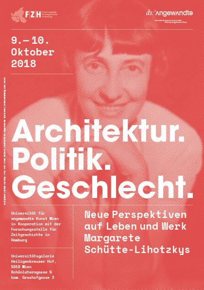 Margarete Schütte-Lihotzky Tagung