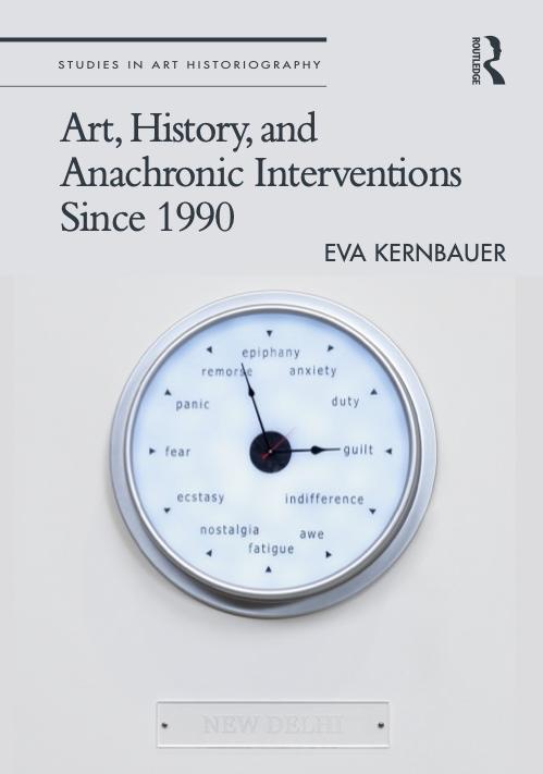 Titelbild Art History and Anachronic Interventions