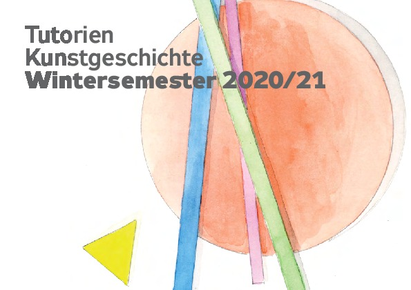 Tutorien Kunstgeschichte WS 20 21 Bild