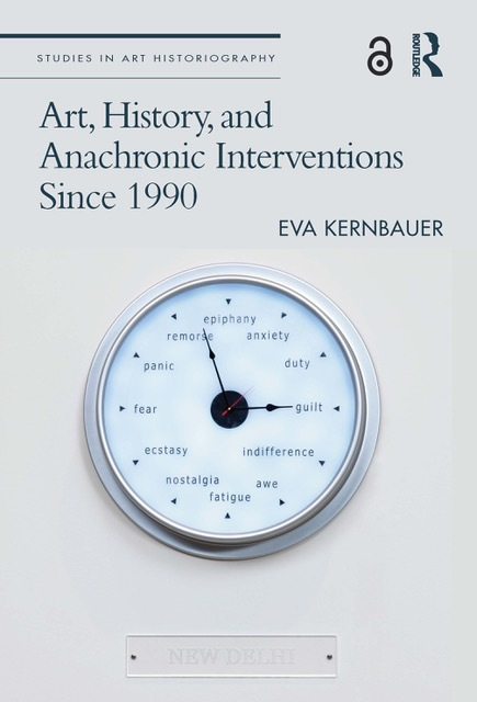 Cover Art History and Anachronic Interventions Since 1990