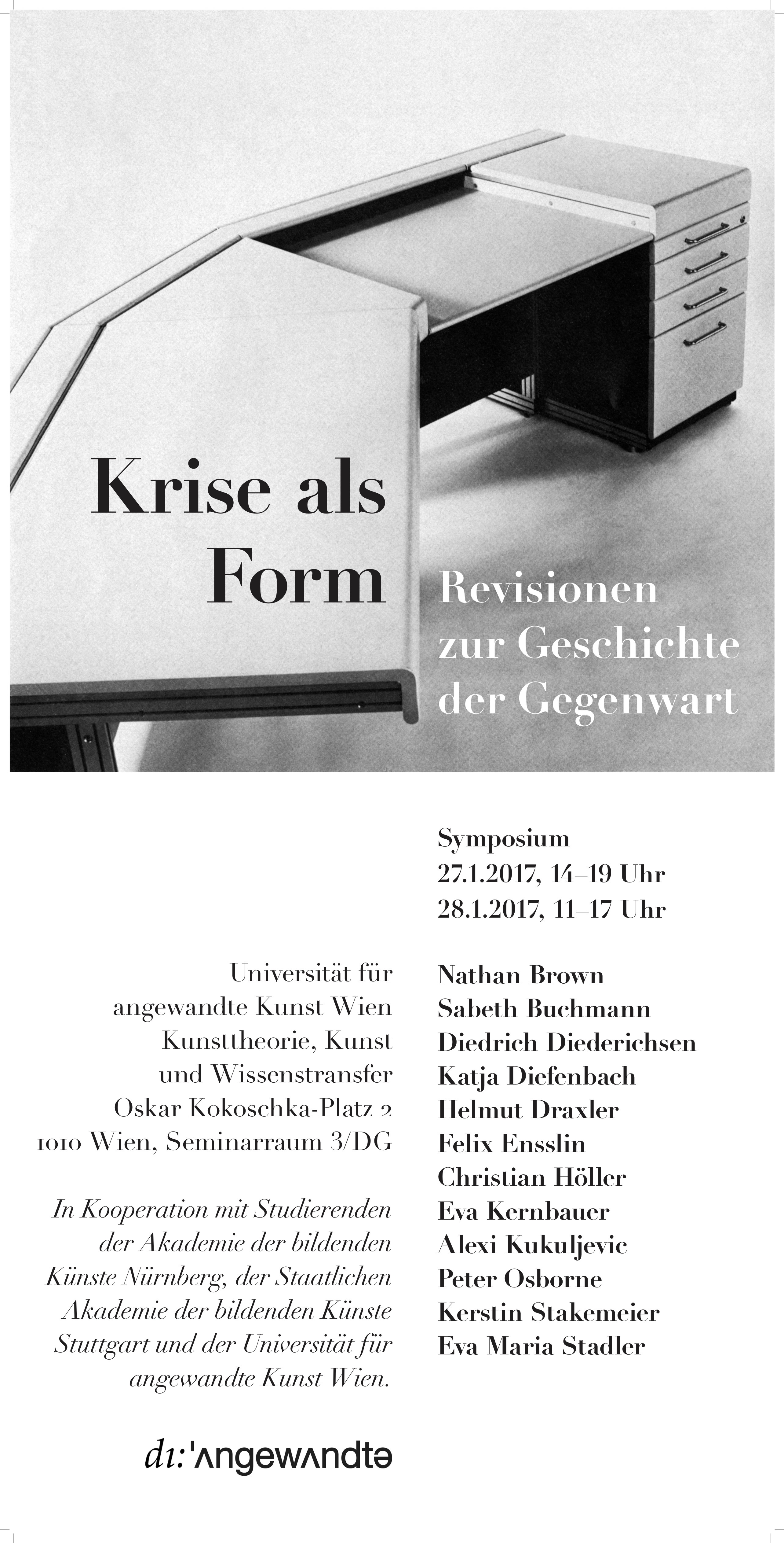 Krisealsform Plakat 42X84 Druckneu2