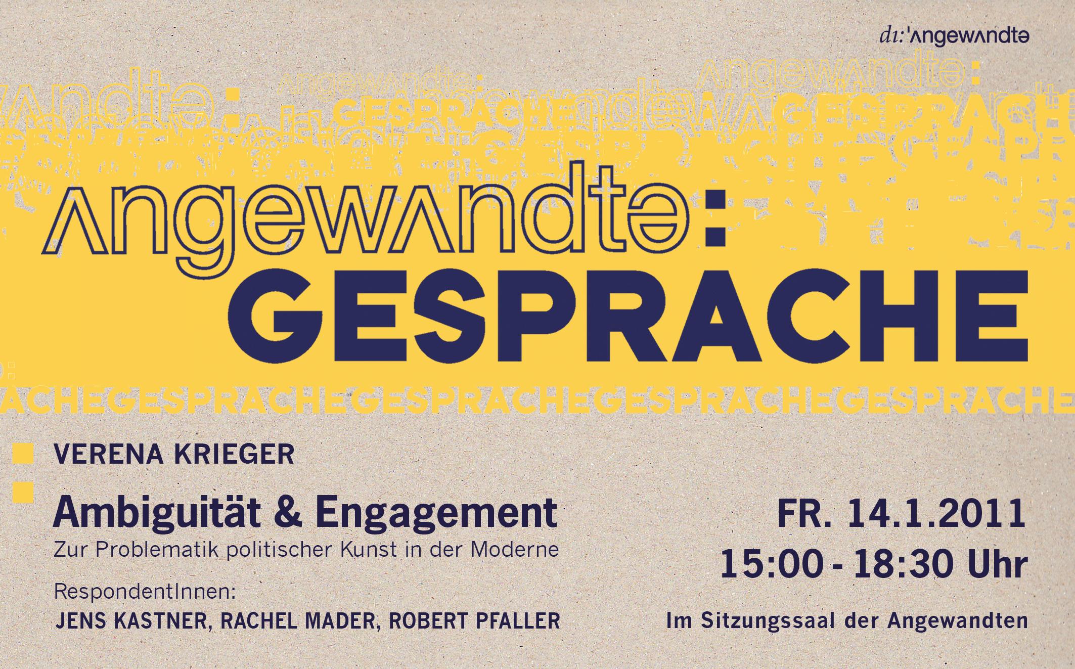 Webbanner Angewandte Gespraeche 110114